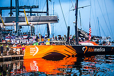2014 Transatlantic Arrival in Newport
