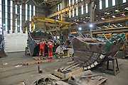 Pallion Shipyard, Sunderland, UK