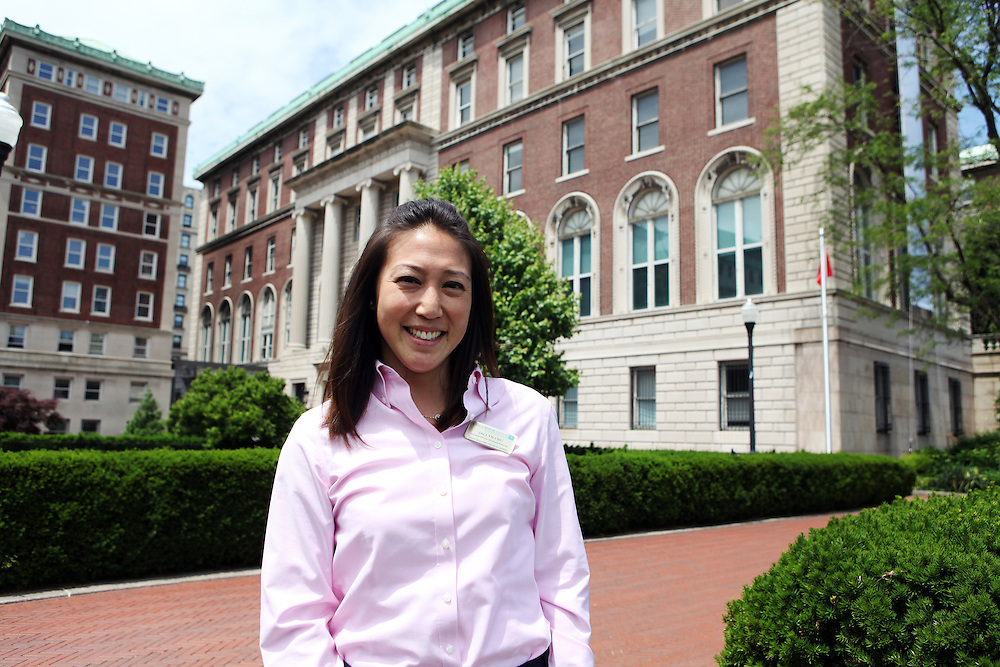 "Jaclyn Chu '02..""You'll learn more than you think you did."""