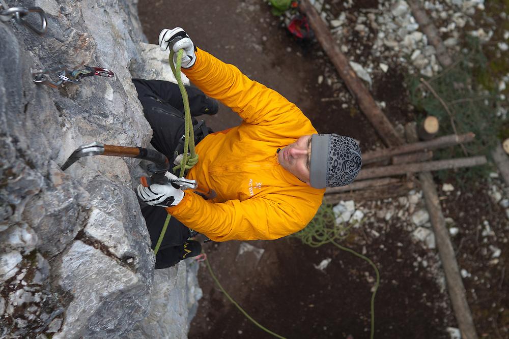 Mixed Climbing Playground