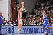DESCRIZIONE : Campionato 2014/15 Serie A Beko Dinamo Banco di Sardegna Sassari - Grissin Bon Reggio Emilia Finale Playoff Gara6<br /> GIOCATORE : Achille Polonara<br /> CATEGORIA : Tiro Tre Punti Three Point Controcampo<br /> SQUADRA : Grissin Bon Reggio Emilia<br /> EVENTO : LegaBasket Serie A Beko 2014/2015<br /> GARA : Dinamo Banco di Sardegna Sassari - Grissin Bon Reggio Emilia Finale Playoff Gara6<br /> DATA : 24/06/2015<br /> SPORT : Pallacanestro <br /> AUTORE : Agenzia Ciamillo-Castoria/C.Atzori