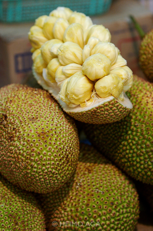 Chatuchak Sunday Market. Jackfruit.