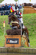 Lara De Liedekerke, (BEL), Ducati van den Overdam - Eventing Cross Country test - Alltech FEI World Equestrian Games™ 2014 - Normandy, France.<br /> © Hippo Foto Team - Leanjo de Koster<br /> 30/08/14