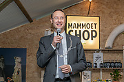 2019, July 20. Buinerveld, Buinen, the Netherlands. Jan Seton at the premiere of Mammoet.