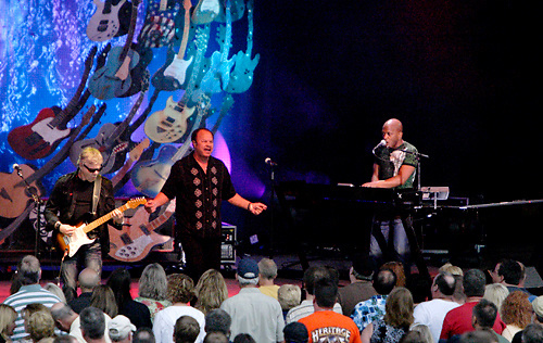 The Steve Miller Band performs at the Fraze Pavilion in Kettering, Thursday, June 23, 2011.