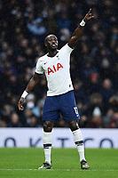 Football - 2019 / 2020 Premier League - Tottenham Hotspur vs. Brighton & Hove Albion<br /> <br /> Tottenham Hotspur's Moussa Sissoko, at The Tottenham Hotspur Stadium.<br /> <br /> COLORSPORT/ASHLEY WESTERN