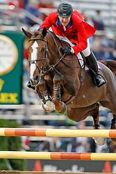 Ward Mclain (USA) - Sapphire<br /> <br /> Alltech FEI World Equestrian Games <br /> <br /> Lexington - Kentucky 2010<br /> <br /> © Dirk Caremans