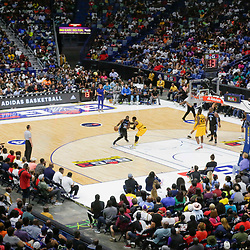Aug 25, 2019; New Orleans, LA, USA; A general view during the Big Three Playoffs at the Smoothie King Center. Mandatory Credit: Derick E. Hingle-USA TODAY Sports