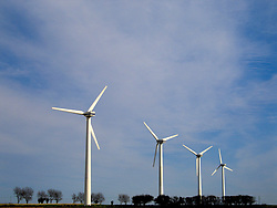 UK ENGLAND NORFOLK 30APR06 - Blood Hill windfarm, consisting altogether of 10 turbines. The project was started in 1992 and is one of the first in the UK to utilise renewable energy for electricity production...jre/Photo by Jiri Rezac..© Jiri Rezac 2006..Contact: +44 (0) 7050 110 417.Mobile:  +44 (0) 7801 337 683.Office:  +44 (0) 20 8968 9635..Email:   jiri@jirirezac.com.Web:    www.jirirezac.com..© All images Jiri Rezac 2006 - All rights reserved.
