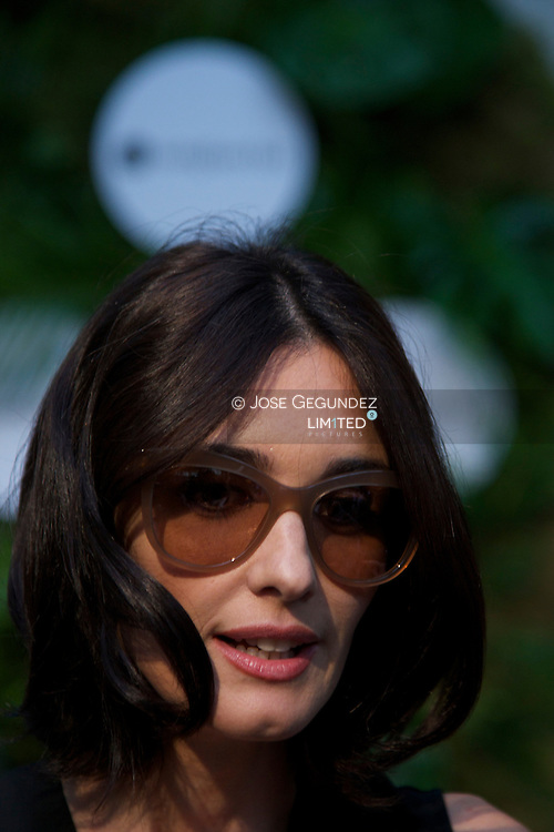 Paz Vega attends 'House of Sun' Pop-Up Boutique Opening on June 24, 2014 in Madrid, Spain.