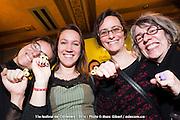 Lancement du 11e festival de Casteliers 2016, Marionnettes pour adultes et enfants -  Théâtre d'Outremont / Montréal / Canada / 2016-01-19, © Photo Marc Gibert / adecom.ca