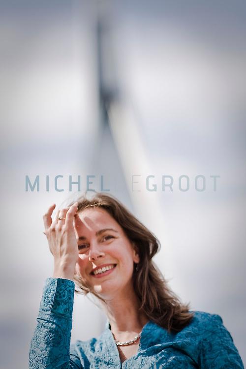 Sabine Bruinincx, directeur / organisator van de Wereld Havendagen in Rotterdam