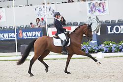 Alderin Danielsson Mikaela, SWE, Bossanova YI<br /> World Championship Young Dressage Horses <br /> Ermelo 2016<br /> © Hippo Foto - Leanjo De Koster<br /> 29/07/16