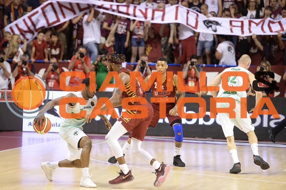 Ragland Joe<br /> Umana Reyer Venezia - Sidigas Avellino<br /> Lega Basket Serie A 2016/2017<br /> Palyoff Semifinale Gara 1<br /> Venezia 26/05/2017<br /> Foto Ciamillo-Castoria
