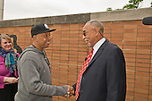 Russell Simmons visit to Ideal Academy PCS