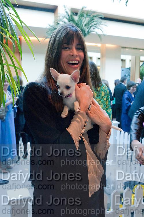 LISA B, Dogs Trust Honours 2009, A celebration of man's best friend. The Hurlingham Club, Ranelagh Gardens, London, SW6. 19 May 2009.