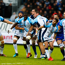 04,05,2019 Top 14 Castres Olympique and Montpellier Herault