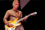Paul Weller / V Festival 2000, Hylands Park, Chelmsford, Essex, Britain - August 2000.