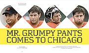 Jay Cutler for ESPN The Magazine