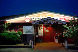 19 June 2013. Dreamland BBQ restaurant, Jerusalem Heights, Tuscaloosa, Alabama.<br /> Founded in 1958 by John 'Big Dady' Bishop. Serving legendary ribs and other BBQ delicacies for over 50 years.  <br /> Photo; Charlie Varley