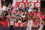 DESCRIZIONE : Reggio Emilia Campionato Lega Basket A2 2011-12  Trenkwalder Reggio Emilia  Givova Scafati<br /> GIOCATORE : tifosi<br /> SQUADRA : Trenkwalder Reggio Emilia<br /> EVENTO : Campionato Lega Basket A2 2011-2012<br /> GARA : Trenkwalder Reggio Emilia   Givova Scafati<br /> DATA : 13/11/2011<br /> CATEGORIA : tifosi<br /> SPORT : Pallacanestro <br /> AUTORE : Agenzia Ciamillo-Castoria/FotoStudio13<br /> Galleria : Lega Basket A2 2011-2012 <br /> Fotonotizia : Reggio Emilia Campionato Lega Basket A2 2011-12  Trenkwalder Reggio Emilia   Givova Scafati<br /> Predefinita :