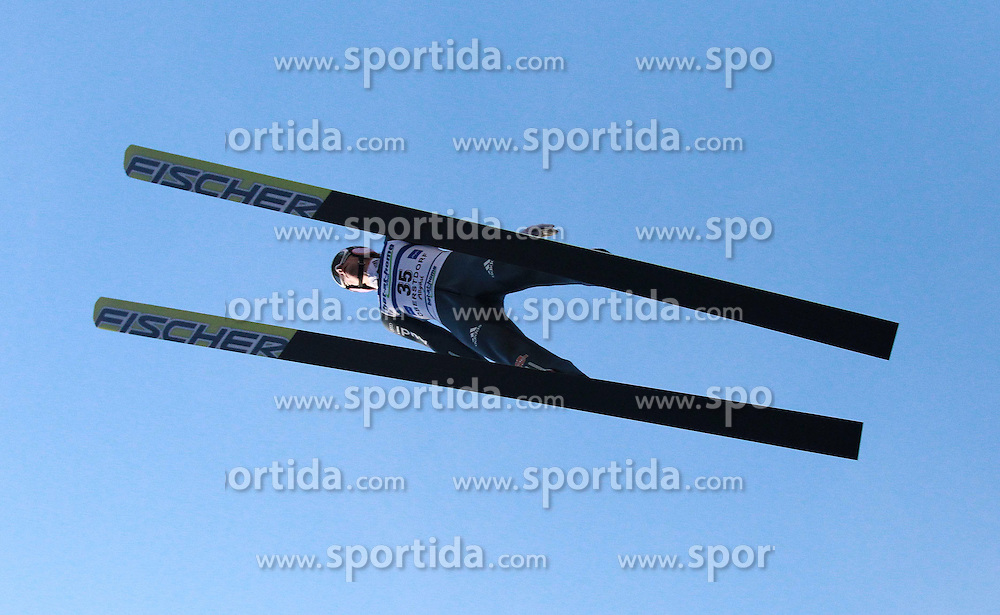 05.02.2011, Heini Klopfer Skiflugschanze, Obersdorf, GER, FIS Ski Jumping Worldcup, Team Tour, im Bild  SEVERIN FREUND. EXPA Pictures © 2011, PhotoCredit: EXPA/ EXPA/ Newspix/ Jerzy Kleszcz +++++ ATTENTION - FOR AUSTRIA/AUT, SLOVENIA/SLO, SERBIA/SRB an CROATIA/CRO CLIENT ONLY +++++
