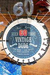 Happy 60th to 1GD's Vintage Retro Dude have a fantastic Bithday John <br /> <br />  Copyright Paul David Drabble<br />  19 October 2019<br />  www.pauldaviddrabble.co.uk