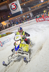 07.12.2014, Saalbach Hinterglemm, AUT, Snow Mobile, im Bild Kröswang-Royal-Team // during the Snow Mobile Event at Saalbach Hinterglemm, Austria on 2014/12/07. EXPA Pictures © 2014, PhotoCredit: EXPA/ JFK
