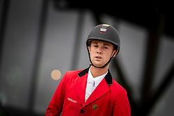 Thomas Gilles, BEL, Konak<br /> European Jumping Championship <br /> Zuidwolde 2019<br /> © Hippo Foto - Dirk Caremans<br /> Thomas Gilles, BEL, Konak