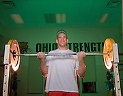 06-17569...The photo of Eric Bildstein -- the track athlete rehabbing after being injured in Iraq -- is set for 2 p.m. Wednesday, March 8.