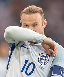 11-06-2016 FRA: UEFA EURO Engeland - Rusland, Marseille<br /> Engeland speelt gelijk tegen Rusland 1-1 / Wayne Rooney (ENG)<br /> <br /> ***NETHERLANDS ONLY***