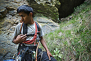 Casual Rock climbing in Chaupal Region of Shimla, Himachal Pradesh