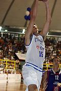 DESCRIZIONE : Cagliari Primo Torneo Internazionale Sardegna a Canestro Italia Repubblica Ceca<br /> GIOCATORE : Angelo Gigli<br /> SQUADRA : Nazionale Italiana Uomini <br /> EVENTO : Cagliari Primo Torneo Internazionale Sardegna a Canestro <br /> GARA : Italia Repubblica Ceca<br /> DATA : 12/08/2007 <br /> CATEGORIA : Schiacciata<br /> SPORT : Pallacanestro <br /> AUTORE : Agenzia Ciamillo-Castoria/E.Castoria<br /> Galleria : Fip Nazionali 2007 <br /> Fotonotizia : Cagliari Primo Torneo Internazionale Italia Repubblica Ceca Sardegna a Canestro  <br /> Predefinita : si