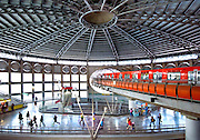 San Lazaro Subway Station.Mexico City, Mexico