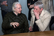 Julian Assange at Icesave Election Rally in Reykjavik