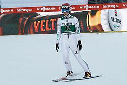 03.02.2017, Heini Klopfer Skiflugschanze, Oberstdorf, GER, FIS Weltcup Ski Sprung, Oberstdorf, Skifliegen, im Bild Ryoyu Kobayashi (JPN) // Ryoyu Kobayashi (JPN) during mens FIS Ski Flying World Cup at the Heini Klopfer Skiflugschanze in Oberstdorf, Germany on 2017/02/03. EXPA Pictures © 2017, PhotoCredit: EXPA/ Sammy Minkoff<br /> <br /> *****ATTENTION - OUT of GER*****
