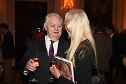 LORD LAMONT, Launch of book by Basia Briggs, Mother Anguish. The Ritz hotel, Piccadilly. 4 December 2017
