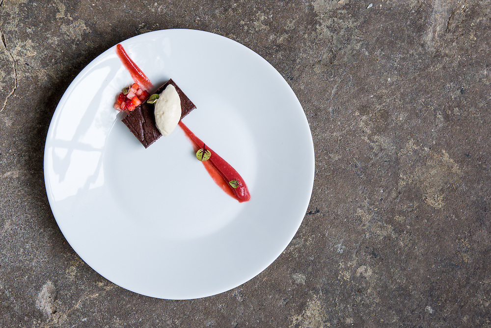 Chocolate Torte | Snap Pea Underground, Durham