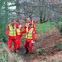 Comrie Missing man...6.12.99.<br />