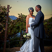 Keefer and JaNeene Wedding Day