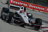 AJ Allmendinger, Cheverolet Indy Dual in Detroit, Belle Isle, Detroit, MI USA 06/01/13