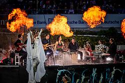 Opening ceremony, Schröder Noémi<br /> CHIO Aachen 2019<br /> Weltfest des Pferdesports<br /> © Hippo Foto - Dirk Caremans<br /> Opening ceremony, Schröder Noémi
