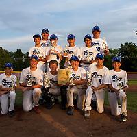 06-22-14 Baseball Bentonville vs. Rogers  Championship Game