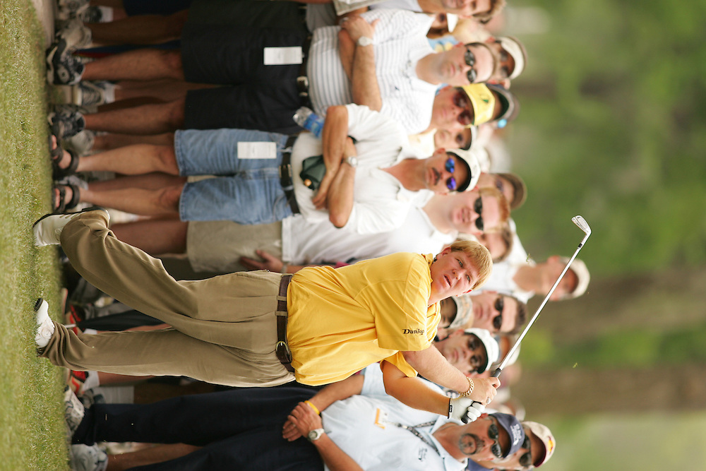 John Daly.2005 Shell Houston Open.Second Round.Redstone GC.Humble, TX .Friday, April 22 2005..photograph by Darren Carroll..04-22-05...