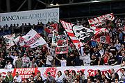 DESCRIZIONE : Pesaro Lega A 2011-12 Scavolini Siviglia Pesaro Fabi Shoes Montegranaro<br /> GIOCATORE : tifosi pesaro<br /> CATEGORIA : tifosi curva<br /> SQUADRA : Fabi Shoes Montegranaro<br /> EVENTO : Campionato Lega A 2011-2012<br /> GARA : Scavolini Siviglia Pesaro Fabi Shoes Montegranaro<br /> DATA : 11/12/2011<br /> SPORT : Pallacanestro<br /> AUTORE : Agenzia Ciamillo-Castoria/C.De Massis<br /> Galleria : Lega Basket A 2011-2012<br /> Fotonotizia : Pesaro Lega A 2011-12 Scavolini Siviglia Pesaro Fabi Shoes Montegranaro<br /> Predefinita :