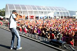 Armandinho no palco principal do Planeta Atlântida 2014/RS, que acontece nos dias 07 e 08 de fevereiro de 2014, na SABA, em Atlântida. FOTO: Jefferson Bernardes/ Agência Preview