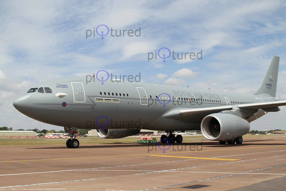 A330 MRTT Airbus Military The Royal International Air Tattoo, RAF Fairford, UK, 15 July 2011:  Contact: Rich@Piqtured.com +44(0)7941 079620 (Picture by Richard Goldschmidt)