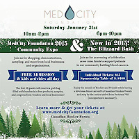 2015 MedCity Foundation Blizzard Bash