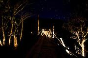 Bom Despacho_MG, Brazil.<br /> <br /> Ponte improvisada sobre um rio em Bom Despacho, Minas Gerais.<br /> <br /> Makeshift bridge over a river in Bom Despacho, Minas Gerais.<br /> <br /> Foto: LEO DRUMOND / NITRO