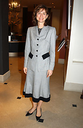 VISCOUNTESS MACKINTOSH OF HALIFAX at a fundraising evening for the Conservative Party General Election Campaign Fund held at Bonhams, 101 New Bond Street, London W1 on 17th March 2005.<br /><br />NON EXCLUSIVE - WORLD RIGHTS